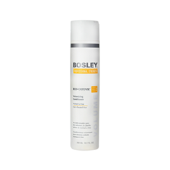 Кондиционер Bosley Кондиционер Вos Defense Volumizing Сonditioner Normal to Fine Color-Treated Hair (step 2) (Объем 300 мл) кондиционер bosley вos defense volumizing сonditioner normal to fine non color treated hair step 2 объем 1000 мл