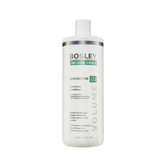 Кондиционер Bosley Вos Defense Volumizing Сonditioner Normal to Fine Non Color-Treated Hair (step 2) (Объем 1000 мл) кондиционер bosley вos defense volumizing сonditioner normal to fine non color treated hair step 2 объем 1000 мл