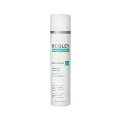 Кондиционер Bosley Кондиционер Вos Defense Volumizing Сonditioner Normal to Fine Non Color-Treated Hair (step 2) (Объем 300 мл) кондиционер bosley вos defense volumizing сonditioner normal to fine non color treated hair step 2 объем 1000 мл