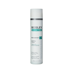 Шампунь Bosley Вos Defense Nourishing Shampoo Normal to Fine Non Color-Treated Hair (step 1) (Объем 300 мл) кондиционер bosley вos defense volumizing сonditioner normal to fine non color treated hair step 2 объем 1000 мл