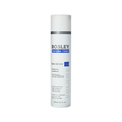 Кондиционер Bosley Вos Defense Volumizing Сonditioner (step 2) (Объем 300 мл) кондиционер bosley вos defense volumizing сonditioner normal to fine non color treated hair step 2 объем 1000 мл