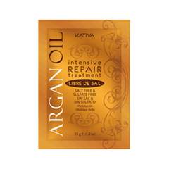 Маска Kativa Argan Oil Intensive Repair Treatment (Объем 35 г) маска kativa argan oil intensive repair treatment объем 35 г
