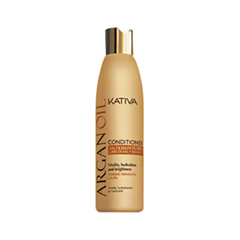 Кондиционер Kativa Argan Oil Conditioner (Объем 250 мл) маска kativa argan oil intensive repair treatment объем 35 г