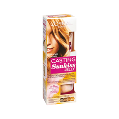 ������ ��� ����� L'Oreal Paris ���� ����������� Casting Sunkiss Jelly Light Brown (���� 02 ��� �����-����� � �����)