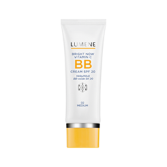 BB крем Lumene Bright Now Vitamin C BB Cream SPF 20 02 (Цвет 02 Medium)