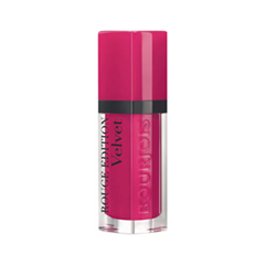 Жидкая помада Bourjois Rouge Edition Velvet 05 (Цвет 05 Olé Flamingo variant_hex_name C60050 Вес 10.00) жидкая помада by terry terrybly velvet rouge 2 цвет 2 cappuccino pause variant hex name c78685