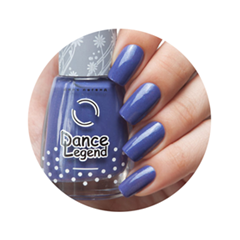 Лак для ногтей Dance Legend Fresh 75 (Цвет 75 variant_hex_name 444D86)
