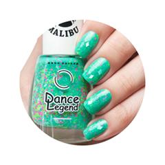 Лак для ногтей Dance Legend Malibu 593 (Цвет 593 Chumash variant_hex_name 037158)