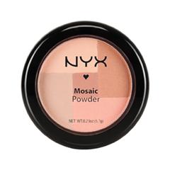 ������ NYX Mosaic Powder Blush 08 (���� Spice)