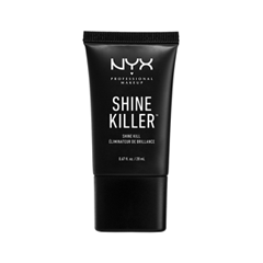 Праймер NYX Professional Makeup База против блеска кожи Shine Killer (Объем 20 мл) nyx professional makeup консилер для лица concealer jar tan 07