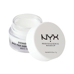 Праймер NYX Professional Makeup Eyeshadow Base White (Цвет White variant_hex_name F9F9F9) праймер nyx professional makeup big