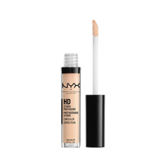 Консилер NYX Professional Makeup HD Concealer Wand 02 (Цвет 02 Fair variant_hex_name E0B5A2) карандаш для глаз nyx professional makeup slide on pencil 02 цвет 02 black sparkle variant hex name 595b5a
