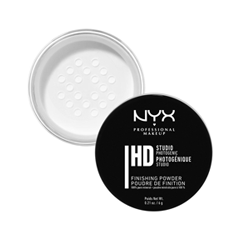 Пудра NYX Professional Makeup HD Studio Finishing Powder (Цвет SFP01 variant_hex_name D4D4D4)