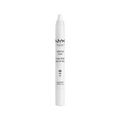 Карандаш для глаз NYX Professional Makeup Jumbo Eye Pencil 604 (Цвет 604 Milk variant_hex_name JEP604)