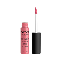 Жидкая помада NYX Professional Makeup Soft Matte Lip Cream 11 (Цвет Milan variant_hex_name D97188) помада nyx professional makeup chunky dunk hydrating lippie 02 цвет 02 peach fuzzy variant hex name d19478