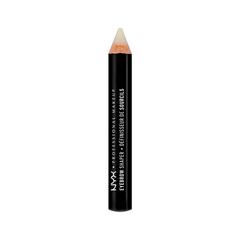Карандаш для бровей NYX Professional Makeup Восковой карандаш Eyebrow Shaper (Цвет EBS01 variant_hex_name D3B88B)