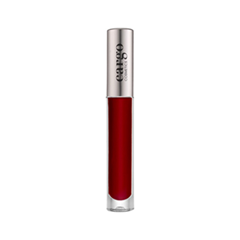Блеск для губ Cargo Cosmetics Essential Lip Gloss Prague (Цвет Prague  variant_hex_name A90005)