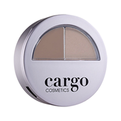 Набор для бровей Cargo Cosmetics Brow Kit Light (Цвет Light  variant_hex_name AE8B78)
