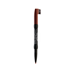 Карандаш для бровей NYX Professional Makeup Auto Eyebrow Pencil EP03 (Цвет 03 Medium Brown variant_hex_name B29A8F)