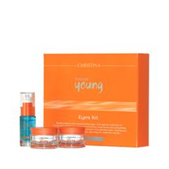 Антивозрастной уход Christina Косметический набор Forever Young Eyes Kit