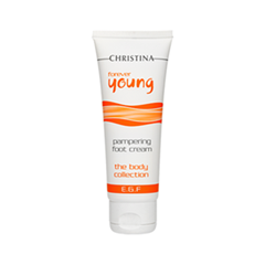 Крем для ног Christina Forever Young Pampering Foot Cream (Объем 75 мл)