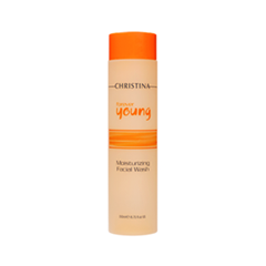 Гель Christina Forever Young Moisturizing Facial Wash (Объем 300 мл)