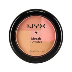 ������ NYX Mosaic Powder Blush 12 (���� Dare)