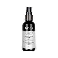 �������� ������� NYX Make Up Setting Spray Dewy Finish (����� 60 ��)