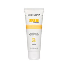 ������ �� ������ Christina ���� SunScreen Moisturizing Cream With Vitamin E Physical SPF25 Tinted (����� 75 ��)
