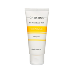 Маска Christina Sea Herbal Beauty Mask Vanilla (Объем 60 мл) недорого