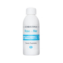 Гель Christina Rose de Mer Savon Supreme (Объем 120 мл) kose savon de bouque 400ml