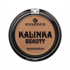 Тени для век essence Kalinka Beauty Mono Eyeshadow 02 (Цвет 02 Babushka Me variant_hex_name E4BD85)