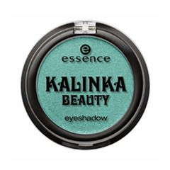 Тени для век essence Kalinka Beauty Mono Eyeshadow 03 (Цвет 03 Green Scene variant_hex_name A3CEC9)
