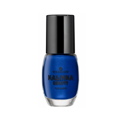Лак для ногтей essence Kalinka Beauty Nail Polish 01 (Цвет 01 Absolut Blue variant_hex_name 4D7CC1)