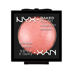 Румяна NYX Professional Makeup Baked Blush 09 (Цвет 09 Journey variant_hex_name ECBCBD)