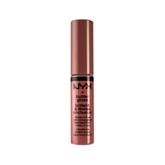 Блеск для губ NYX Professional Makeup Butter Gloss 15 (Цвет 15 Angel Food Cake variant_hex_name A14343)