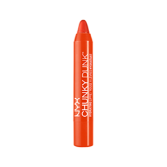 Помада NYX Professional Makeup Chunky Dunk Hydrating Lippie 05 (Цвет 05 Sex on The Beach variant_hex_name E54931)