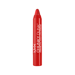 Помада NYX Professional Makeup Chunky Dunk Hydrating Lippie 10 (Цвет 10 Cherry Smash variant_hex_name C93839)