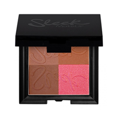 ��������� Sleek MakeUP Bronze Block (���� Dark)