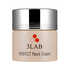 крем 3lab крем perfect lite sunblock spf 55 pa объем 60 мл Крем 3LAB Крем для шеи Perfect Neck Cream (Объем 60 мл)