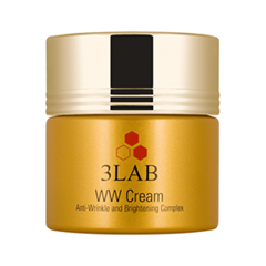 Антивозрастной уход 3LAB Крем WW Cream. Anti-Wrinkle and Brightening Complex (Объем 60 мл)