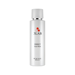 все цены на Гель 3LAB Очищающее средство Perfect Facial Wash (Объем 180 мл)