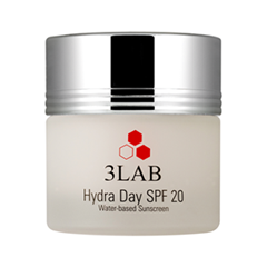 �������������� ���� 3LAB ����������� Hydra Day SPF 20. Water-based Sunscreen (����� 58 ��)