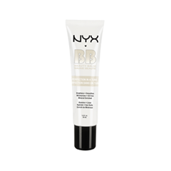 BB крем NYX Professional Makeup BB Cream 01 (Цвет 01 Nude variant_hex_name F5D0A6)