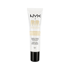 BB крем NYX Professional Makeup BB Cream 02 (Цвет 02 Natural variant_hex_name D8986C)