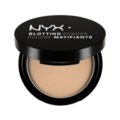 Пудра NYX Blotting Powder 02 (Цвет 02 Light/Medium)