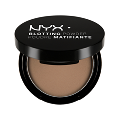 Пудра NYX Professional Makeup Blotting Powder 04 (Цвет 04 Deep variant_hex_name AD7B60)
