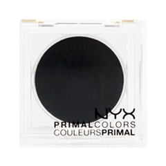 ���� ��� ��� NYX ������������ �������� Primal Colors Face Powder 01 (���� 01 Hot Black )