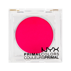 ���� ��� ��� NYX ������������ �������� Primal Colors Face Powder 02 (���� 02 Hot Pink)