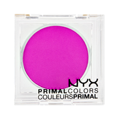 NYX Professional Makeup Прессованные пигменты Primal Colors Face Powder 04 (Цвет 04 Hot Fuchsia  variant_hex_name E12EBE)